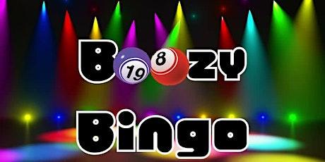 Boozy Bingo tickets