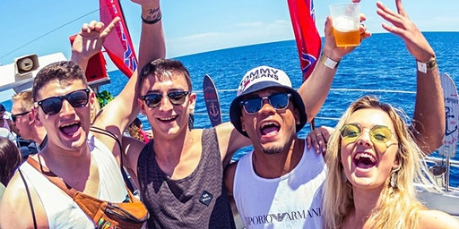 FORT LAUDERDALE  BOAT PARTY