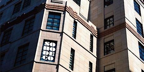 Soho Deco - Movies, Music and Motor Cars tickets