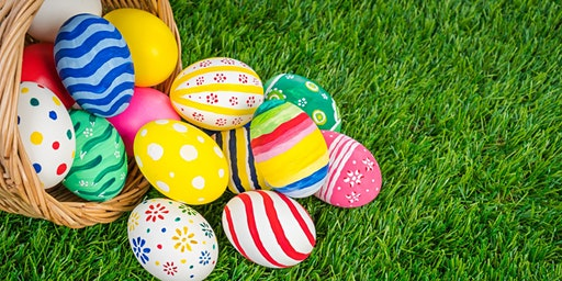 Aden Easter Eggstravaganza afternoon session