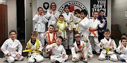 Introduction to traditional Jiu Jitsu - 5 Week series with K2 Arts Martiaux
