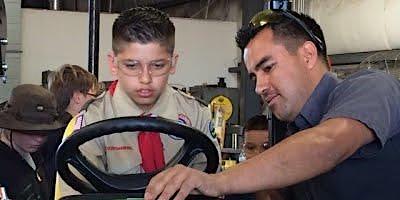 Scouts Farm Machinery Merit Badge Class