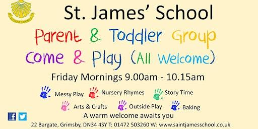 St. James' School Parent & Toddler Group