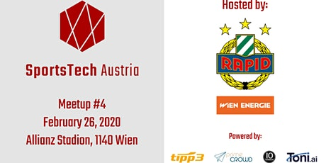 SportsTech Austria Meetup #4 tickets