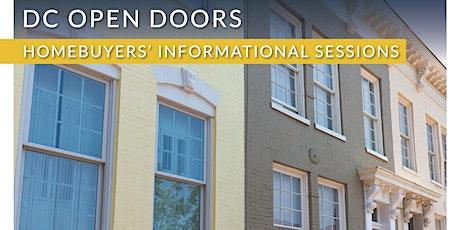 DC Open Doors Homebuyers' Seminar w/ EagleBank tickets