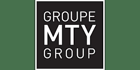 MTY VIP Franchise Event- Toronto (April 2020) tickets