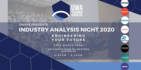UWAYE Presents: Industry Analysis Night 2020 tickets