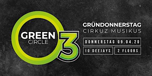 Greencircle Vol. 3 - Gründonnerstag