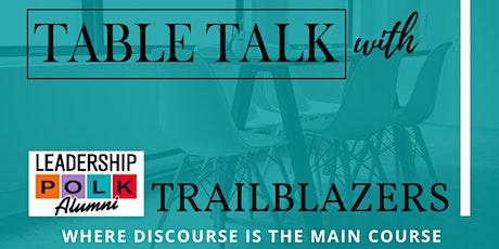 TableTalk with TrailBlazers tickets