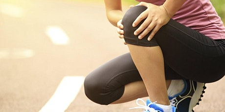POSTPONED -BMI Three Shires - Hip & Knee pain event with Mr Nasr & Tom Webb tickets