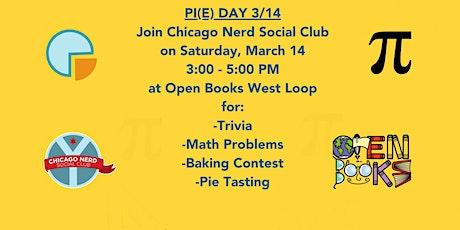 Pi(e) Day 2020 tickets
