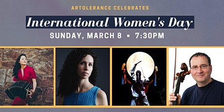 ARTolerance Celebrates International Women's Day tickets
