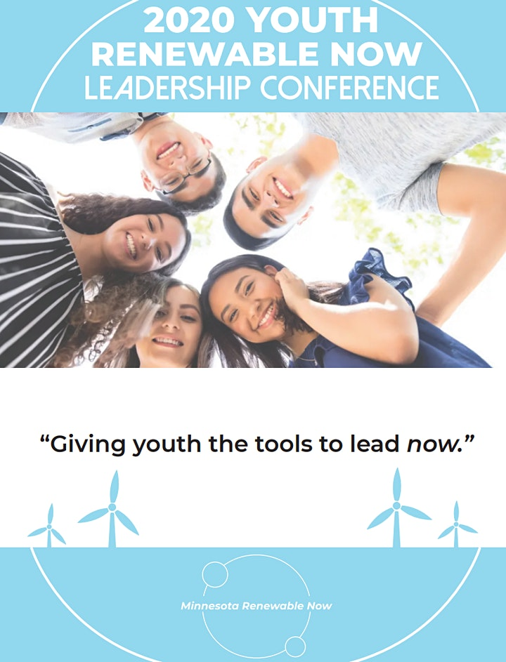 Renewable Now Youth Leadership Conference image