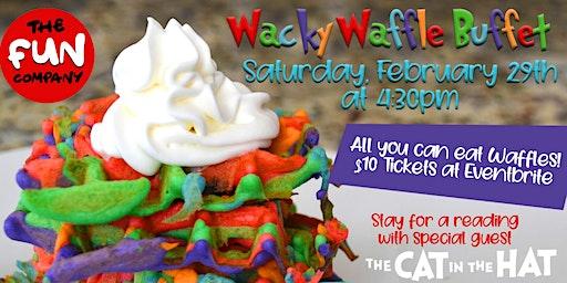 Wacky Waffle Buffet - Happy Birthday Dr. Seuss!