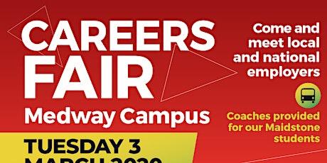 MidKent College Careers Fair 2020 tickets