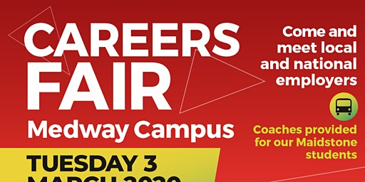 MidKent College Careers Fair 2020