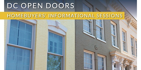 DC Open Doors Homebuyers' Seminar w/ Guaranteed Rate tickets