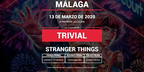 Trivial Especial Stranger Things en Pause&Play Plaza Mayor entradas