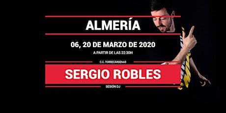 Sesión DJ Sergio Robles en Pause&Play Torrecárdenas entradas