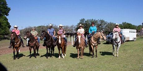 20th Anniversary Mounted Scavenger Hunt & Trail Ride Sponsored by Triple H Equitherapy on April 25 tickets