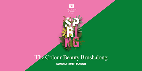 The Colour Beauty Brushalong tickets