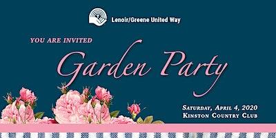 Lenoir/Greene United Way Garden Party