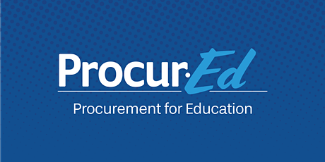 Procur.Ed Conference 2020 tickets