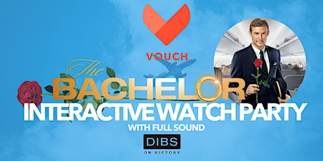 2 Night Season Finale  Official Watch Party of The Bachelor with Vouch tickets