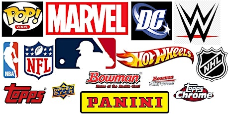 Richmond Sports Card, Collectibles & Comic Book Show March 21 tickets