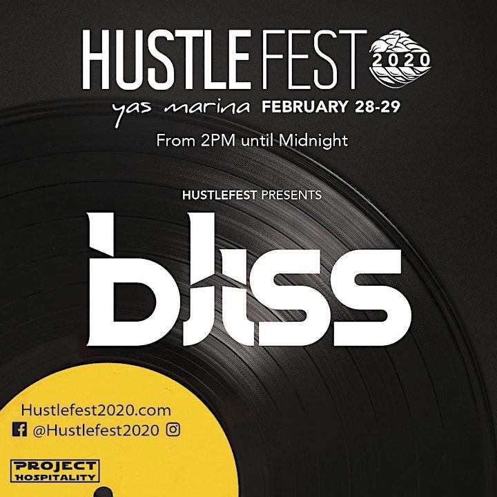 HustleFest 2020 @ Yas Marina, Abu Dhabi - United Arab Emirates image