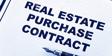 Real Estate Purchase Contracts tickets