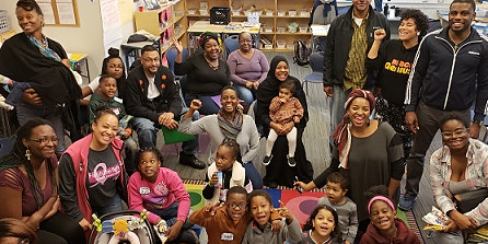 Family Learning Village: School Advocacy Workshop for Black Parents