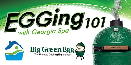 EGGing 101 - Augusta - May 30 tickets