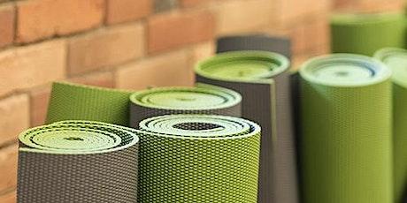 Gentle Yoga Basics with Laura Coburn 9:15 am  tickets