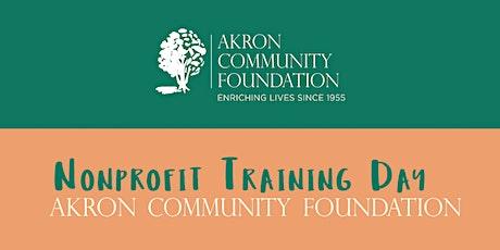 ACF Nonprofit Training Day 2020 tickets