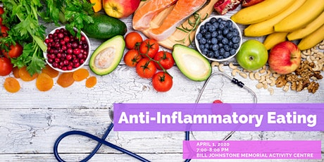 Anti-Inflammatory Eating tickets