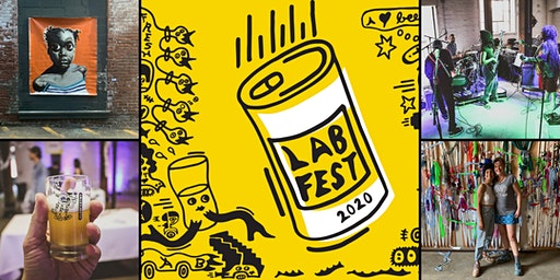 L.A.B. Fest - A Festival of Live Art and Beer