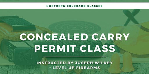 Greeley - Concealed Carry Permit Class
