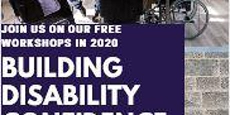 Free Disability Confident Workshops for Businesses in Sheffield  tickets