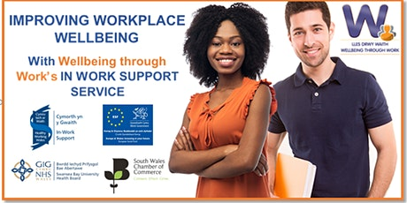 Improving Workplace Wellbeing tickets