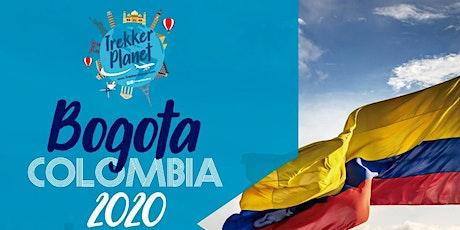 Viaje a Bogota, Colombia entradas