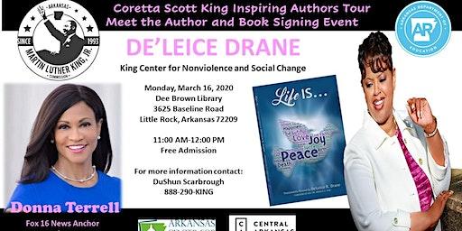 2020 Coretta Scott King Inspiring Authors Pre-Event