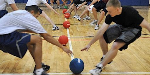 ICS Youth Dodgeball Tournament