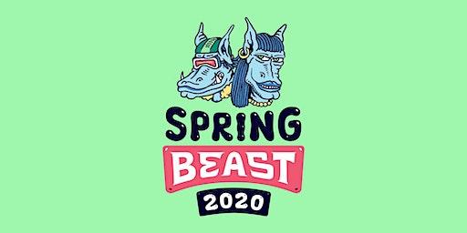 Open Call -Informationsmöte Spring Beast 2020