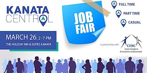 Kanata Central BIA Job Fair