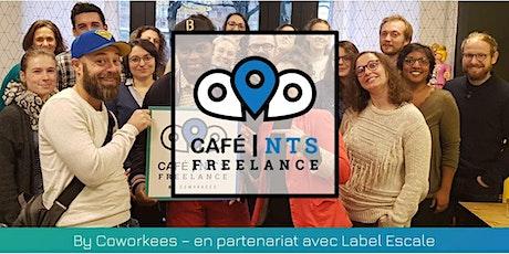 Café Freelance Nantes #6 billets