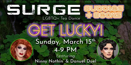 SURGE: Get Lucky!