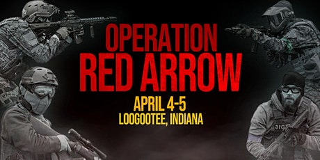 Operation Red Arrow tickets