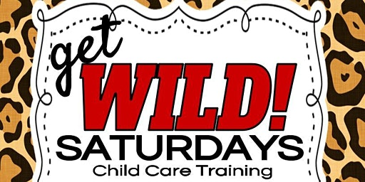 Get WILD! Saturdays Child Care Training - Messy Science and Music with Minimum Standards