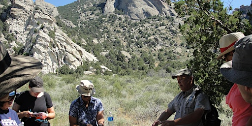 The Natural History of the City of Rocks National Reserve